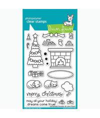 Christmas Dreams - Stamp