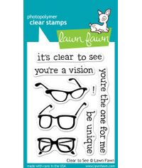 Clear to See  - Stamps
