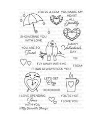 All Heart -  Stamp