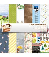 "Little Wonderland - 12""x12"" Paper Pad"