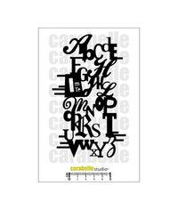 Stencil - Alphabet