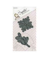 Snowflake & Mistletoe