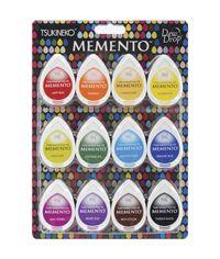 Gum Drops - Memento Dew Drop Dye Inkpads