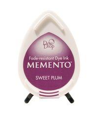 Sweet Plum - Memento Dew Drop Ink Pad