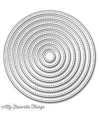 Stitched Circle STAX - Die