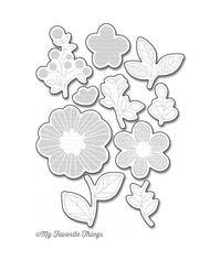 Bold Blooms - Die