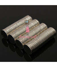 Neodymium Super Strong Magnets - 8 MM X 1.5 MM