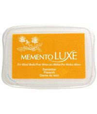 Dandelion - Momento Lux Full-Size Inkpad