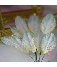 Rose Leaf - Green Yellow