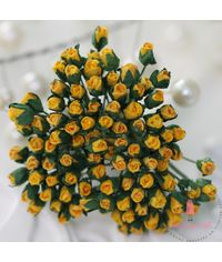 Micro Mini Rose Buds - Sunshine Yellow