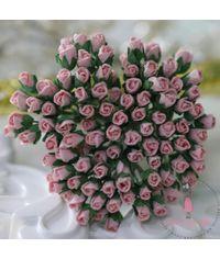 Micro Rose Bud - Peach