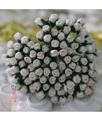 Micro Rose Buds - Ivory
