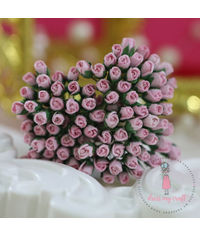 Micro Rose Buds - Pink