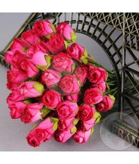 Mulberry Rose Buds - Pink