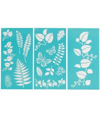 "Ferns & Boughs 8.75""X16.75"" 17 Designs"