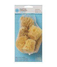 Sea Sponge Cubes 6/Pkg
