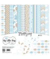 "My Little Boy - 12""X12"" Paper Pad"