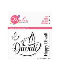 Diwali Sentiment Mini - Stamp