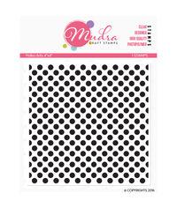 Polka Dots - Stamp