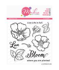 Wild Rose - Stamp
