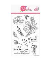 Simply Floral - Stamp