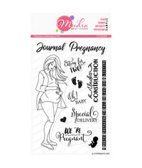Pregnancy Memories - Stamp