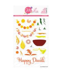 Diwali Decors - Stamp