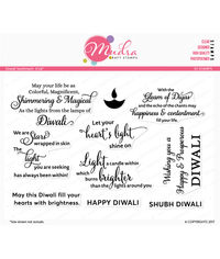 Diwali Sentiment - Stamp
