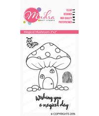 Magical Mushroom - Stamp