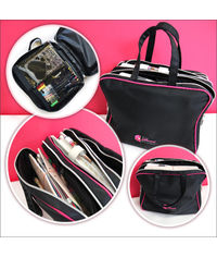 Pink Studio Bag