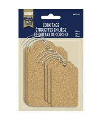 Cork Shapes - Tags