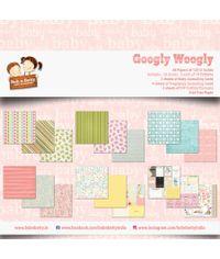 """Googly Woogly  12""""X12"""", 36/pkg"""