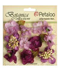 "Lavender & Purple - Botanica Minis 1"" 11/Pkg"