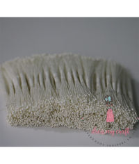 Micro Mini Thread Pollen - White - Wholesale Pack