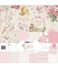 Peek-A-Boo Girl - Paper