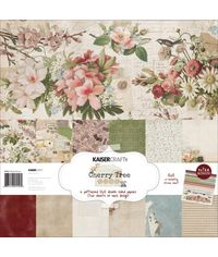 "Cherry Tree Lane - Paper Pack 12""X12"" 12/Pkg"