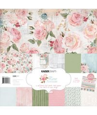 "Rose Avenue - 12""X 12"" Paper Pack"