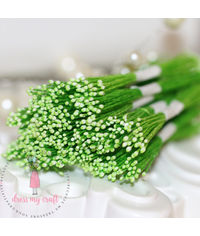 Micro Mini Thread Pollen - Green