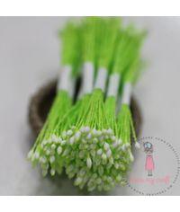 Pointed Thread Pollen - Light Green