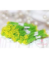 Micro Mini Thread Pollen - Yellow