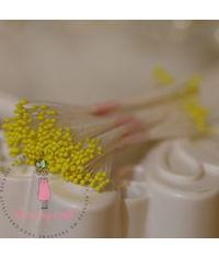 Pointed Thread Pollen - Yellow
