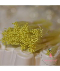 Micro Pointed Thread Pollen - Yellow