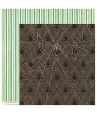 "Spider's Silk - Witch Hazel Collection - 25 Pcs of 12"" x 12"" Paper"