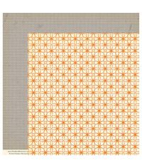 "Freckle Dust - Witch Hazel Collection - 25 Pcs of 12"" x 12"" Paper"
