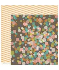 "Carousel - Midway Collection - 25 Pcs of 12"" x 12"" Paper"