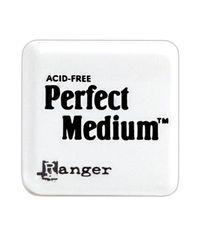 "Clear - Perfect Medium Stamp Pad 3""X3"""