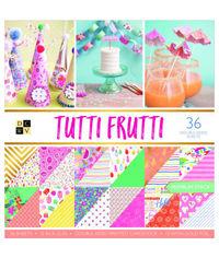 "Tutti Frutti - 12"" x 12"" Paper Pad"