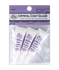 Gloss - Quilling Crystal Clear Coat Glaze 3/Pkg
