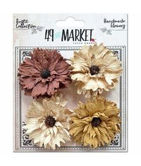 Rustic Barn Large Blooms 4pcs