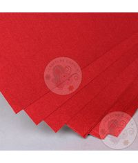 Fabric Paper - Red